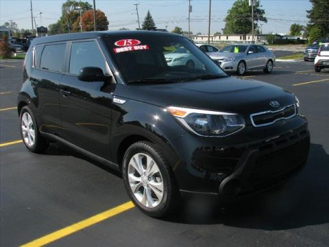 Certified Used Kia Soul +